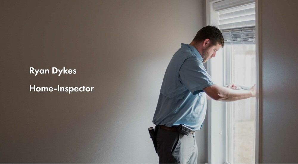 Picture of Ryan Dykes, Home Inspector